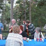 Bengt, PG, Per A, Per K och Lasse
